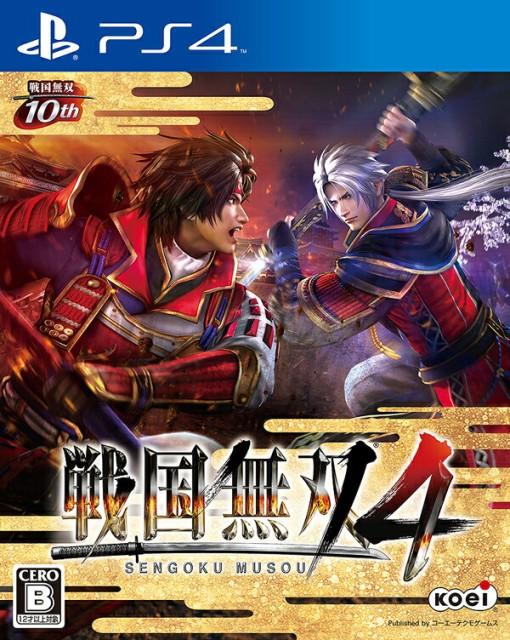 戦国無双4 PS4 ソフト PLJM-80024 / 中古 ゲーム