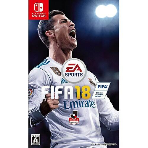 FIFA 18 【中古】 ニンテンドースイッチ ソフト /...