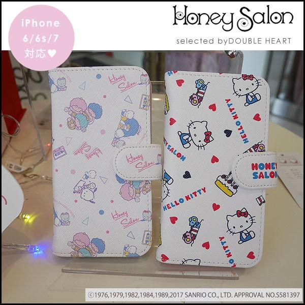 HELLO KITTY/サンリオキャラクターズ iphone6/6s/...