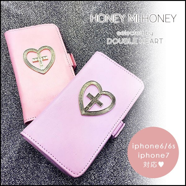 ハニーミーハニー HONEY MI HONEY heartcross iPh...