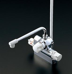 TOTO 浴室 混合水栓 リフォーム浴室混合水栓 ...