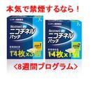 【第1類医薬品】【本気で禁煙!8週間プログラム ...