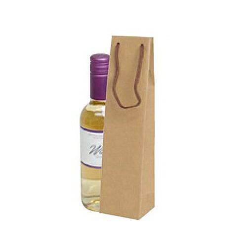 ボトルクラフト酒瓶用手提げ袋60パイ 100枚 (K-1...