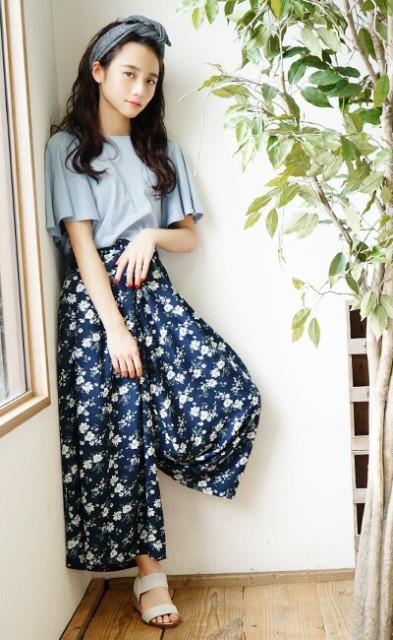 e-zakkamania stores★2017SSコーデ