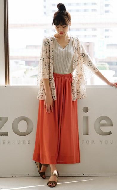 e-zakkamania stores2017SSコーデ★透け感のある...