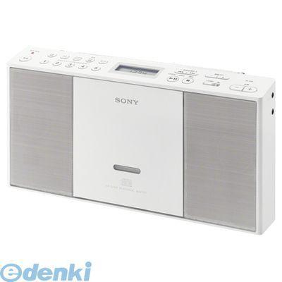 ソニー [ZS-E30-W] CDラジオホワイト ZSE30W【...