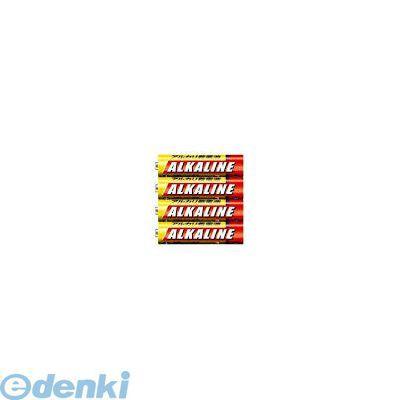 三菱電機 [LR6R/4S] アルカリ電池単3×4本パッ...