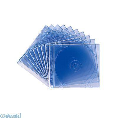サンワサプライ [FCD-PU10BL] DVD・CDケース(...