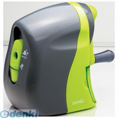 ソニック[SK-802-GL] 灰緑 かるハーフ 手動鉛...
