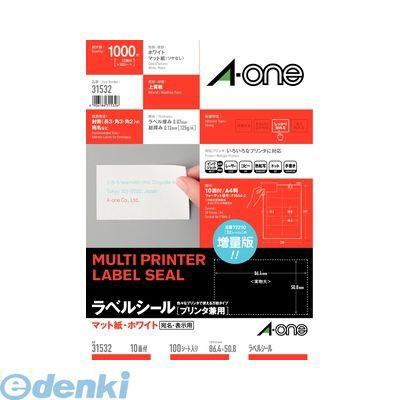 A-one(エーワン) [31532] ラベルシール[プリ...