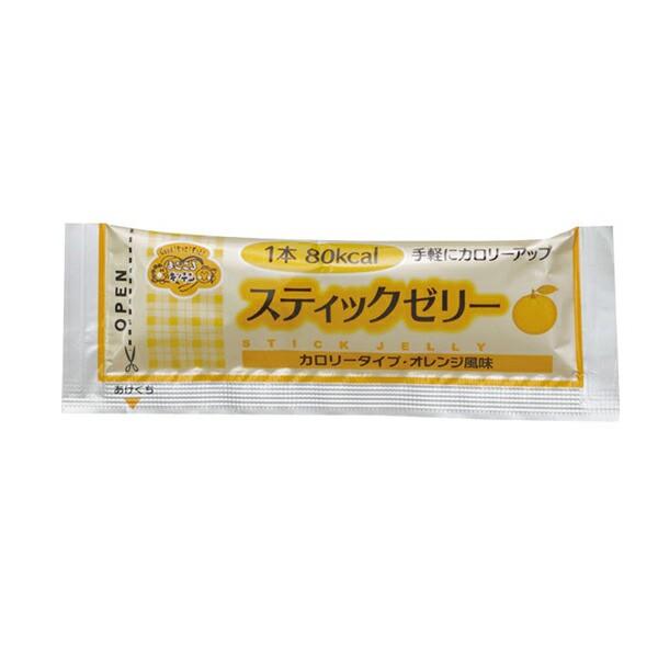 スティックゼリー カロリータイプ オレンジ風味 1...