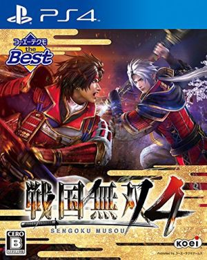 (ネコポス送料無料)(PS4)戦国無双4(コーエーテク...
