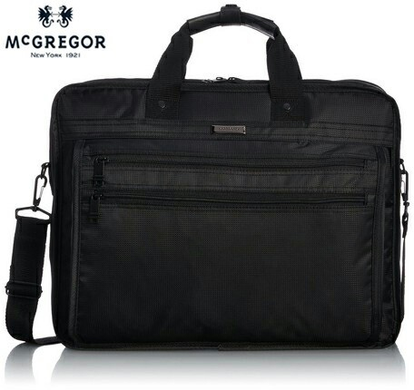 [マックレガー] McGregor ビジネスバッグ 3WAY 通...