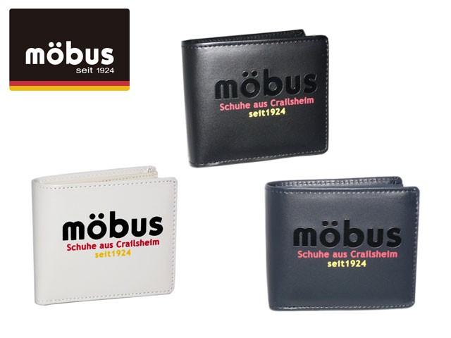 モーブス MOBUS 二つ折り財布 メンズ サイフ さい...