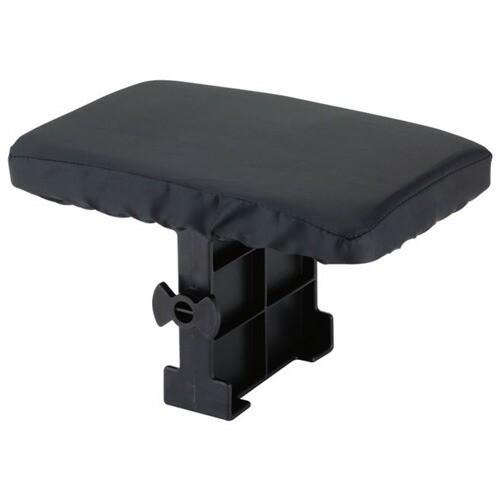 2段階の高さ調節が出来る T型正座椅子 ブラック (...