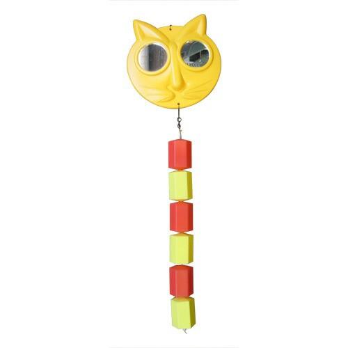 防鳥にせネコちゃん 黄色 ( '4930717421712 / ATC...