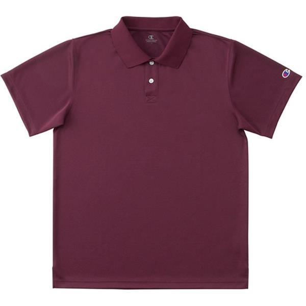 ポロシャツ マルーン M ( C3HB391-970-M / JSC103...