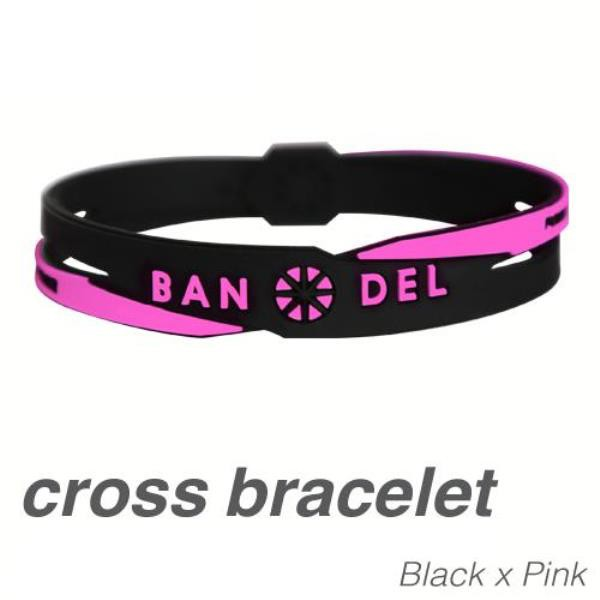 #4580094436177 BANDEL SPORTS cross bracelet Bl...