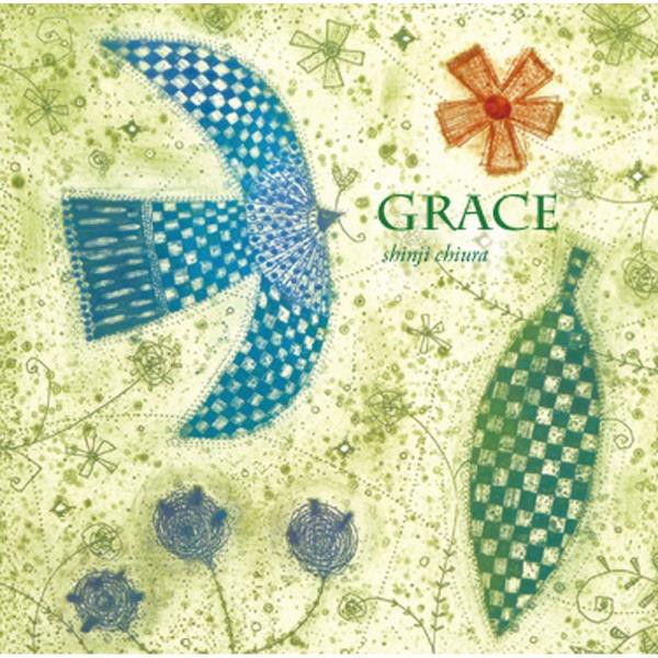 CD GRACE/グレース 知浦伸司  ( ANP3004 / HAS )