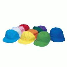 大人用カラー帽子男女共用型 [分類:帽子・ハチ...