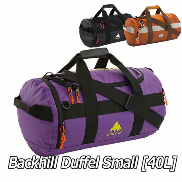 15 FALL/WINTER BURTON バートン 【Backhill Duffel Small [40L]】 Travel バッグ 日本正規品 【返品種別SALE】