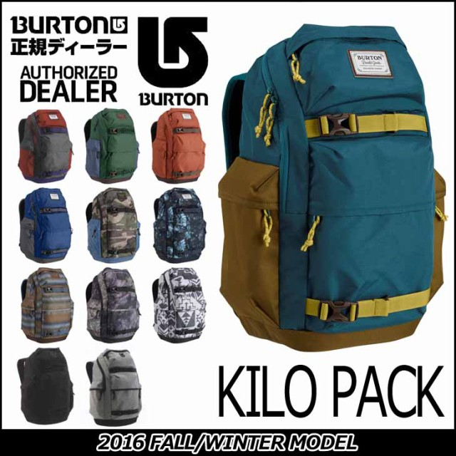 16-17 FALL/WINTER BURTON  バートン 【 KILO PAC...
