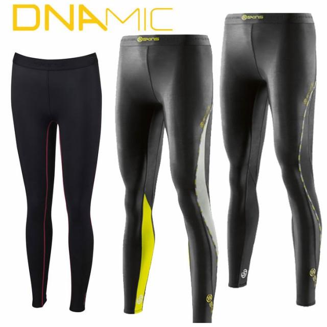 skins DNAmic ウィメンズ ロングタイツ Long Tigh...