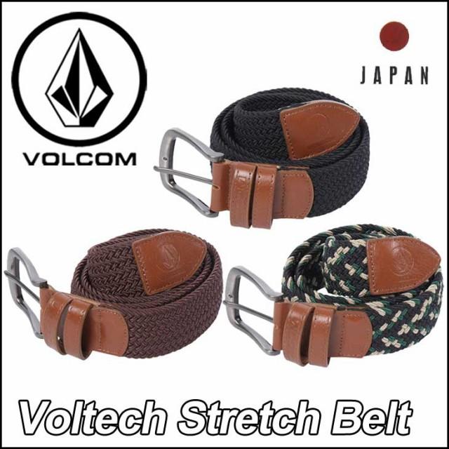 volcom JapanLimited ボルコム ベルト メンズ 【...