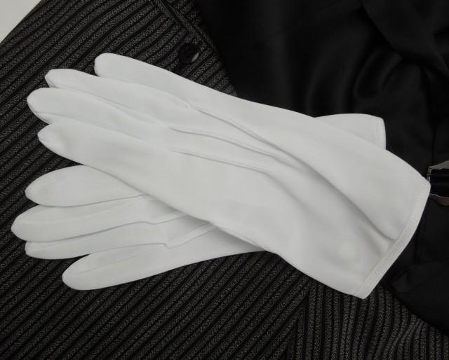 【礼装手袋】/フォーマル手袋/小物/白/ナイロン/...