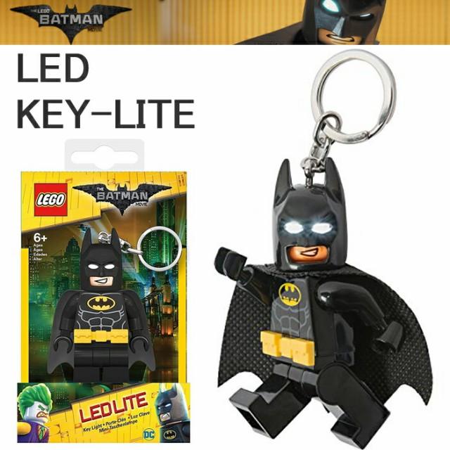 LEGO レゴ バットマン ザムービー バットマン LED...