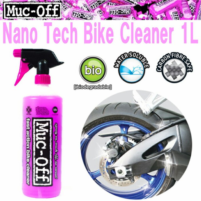 【RIDEZ】Muc-Off  Nano Tech Bike Cleaner マッ...
