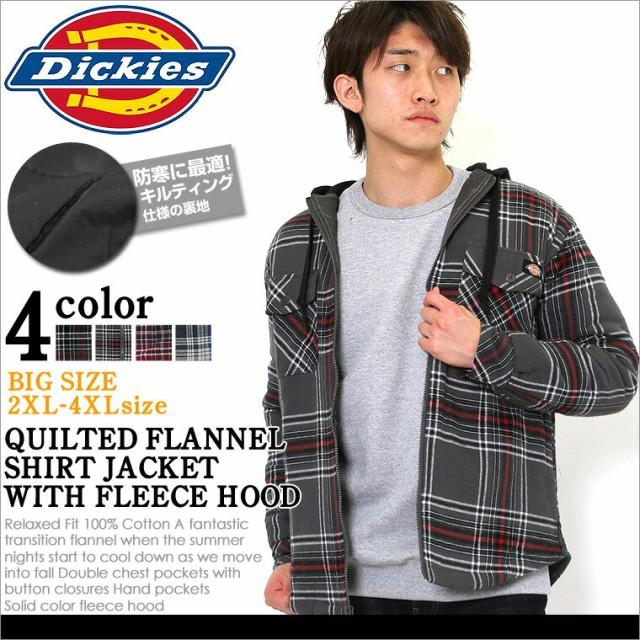 ディッキーズ Dickies ジャケット メンズ 大きい...