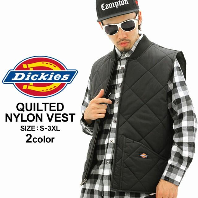 Dickies ディッキーズ ベスト メンズ 大きいサイ...