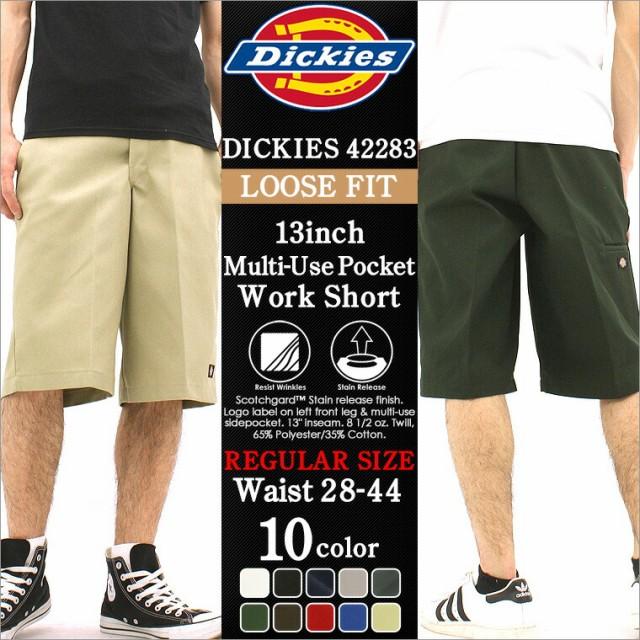 Dickies ディッキーズ ハーフパンツ メンズ 大き...