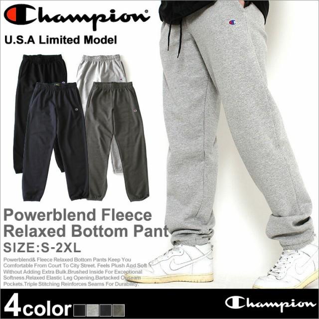 Champion チャンピオン スウェットパンツ メンズ ...