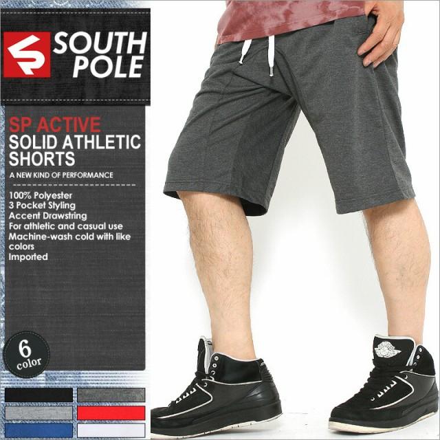 SOUTH POLE (サウスポール) ハーフパンツ メンズ ...