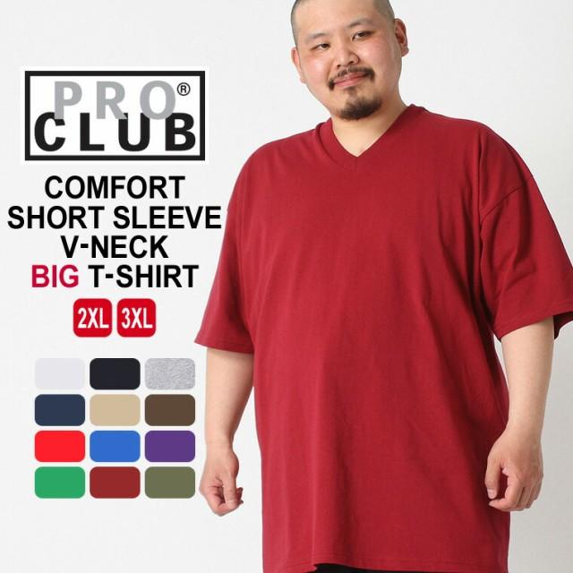 【BIGサイズ】 プロクラブ (PRO CLUB) Tシャツ メ...