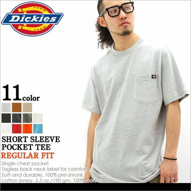 Dickies (ディッキーズ) Tシャツ 男 メンズ 半袖 ...