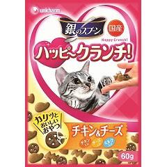 ユニチャーム 猫用おやつ 銀のスプーン ハッピー...