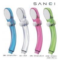 三栄水栓 SANEI 節水ストップシャワーヘッド P...