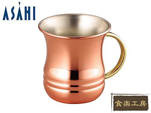 純銅12オンスマグカップ【銅カップ/ジョッキ/食器...