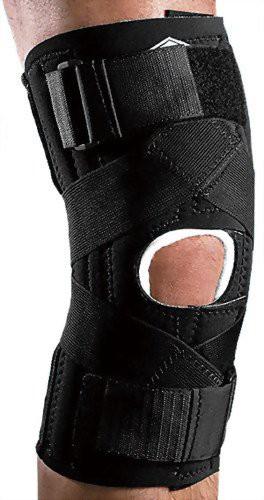 PRO Supporter 膝 サポーター ラップタイプ 左右...