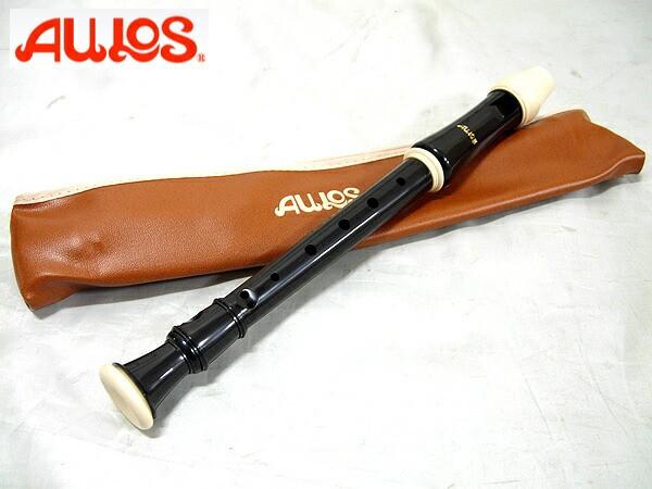 AULOS(アウロス)ソプラノリコーダー「204A(G)」ロ...