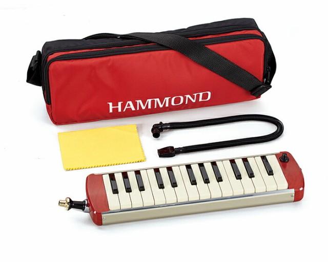 SUZUKI(鈴木楽器) マイク内蔵モデル ソプラノ 鍵盤ハーモニカ HAMMOND SS S-27H ハモンド27鍵 S27H【送料無料】