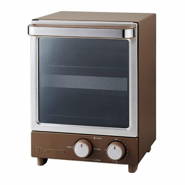 ビタントニオ Vitantonio 縦型オーブントースター...