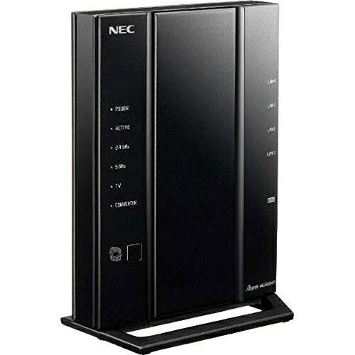 NEC 無線LANルーター 11ac対応 1733+800Mbps Ate...