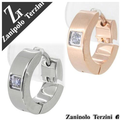 【Zanipolo Terzini】シンプル/ジルコニア サージ...