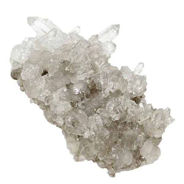 ヒマラヤ クル・マナリ産 水晶クラスター 約82g  ...