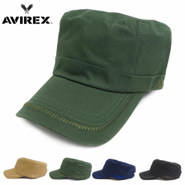 アビレックス 帽子 キャップ スタンダード WORK C...
