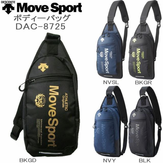 ムーブスポーツ ボディバッグ メンズ MoveSport D...